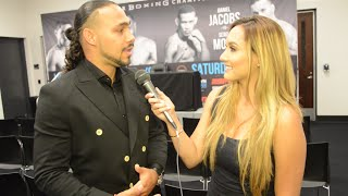 Keith Thurman gets candid & wants to fight AMIR KHAN NEXT!