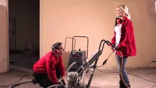 Die Bodenschleifmaschinen - Rentas Werkzeugvermietung