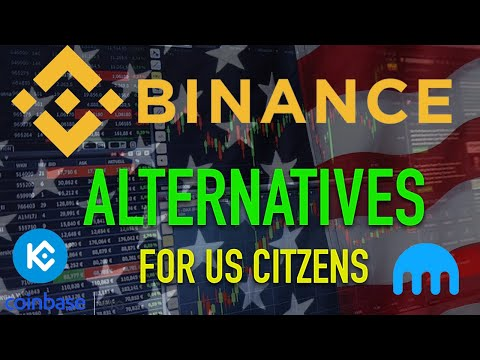 [URGENT] Top 3 BEST Binance US Alternatives For US Citizens
