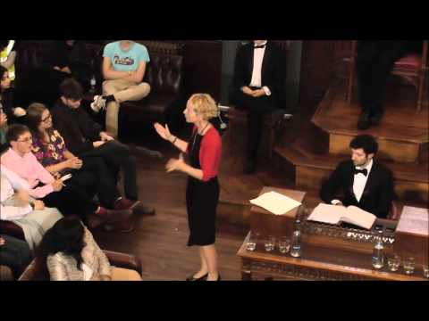 This House has No Confidence in Her Majesty's Government | The Cambridge Union