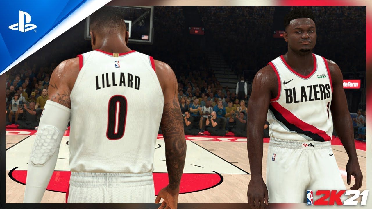 NBA 2K21 - MyTEAM: Build Your Dream Team