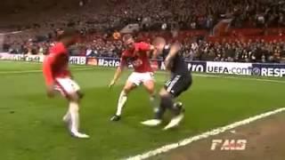 El video de futbol mas visto en youtube