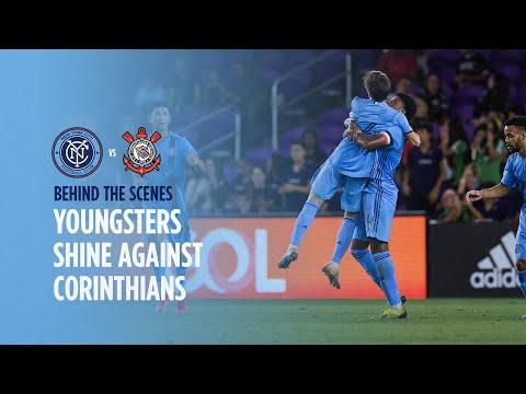 BEHIND THE SCENES   NYCFC vs. Corinthians   01.16.20