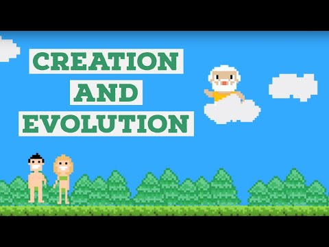 Creation & Evolution | Catholic Central