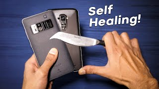 The Self-Healing Smartphones!