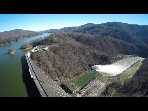 Fontana Dam and