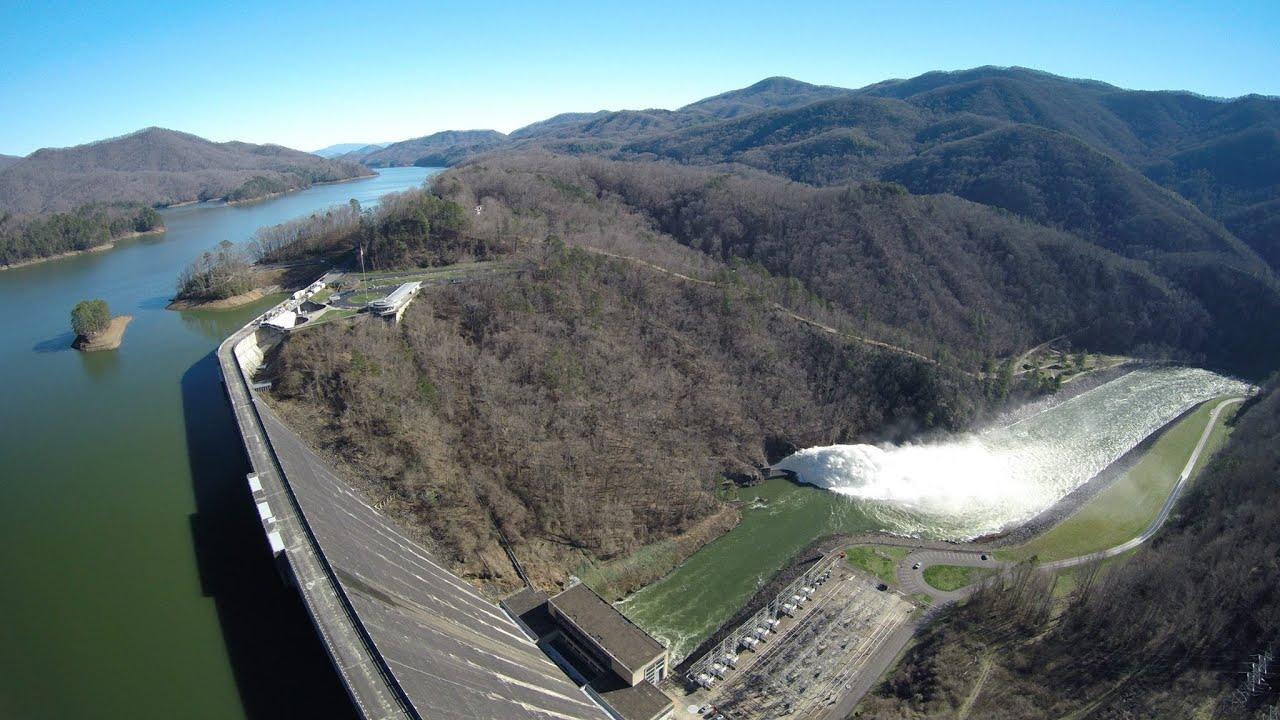 Image result for Fontana Dam
