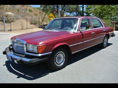 Mercedes Benz 450SEL W116 2 Owner or 6.9 Clone ? 450SE Saloon For Sale