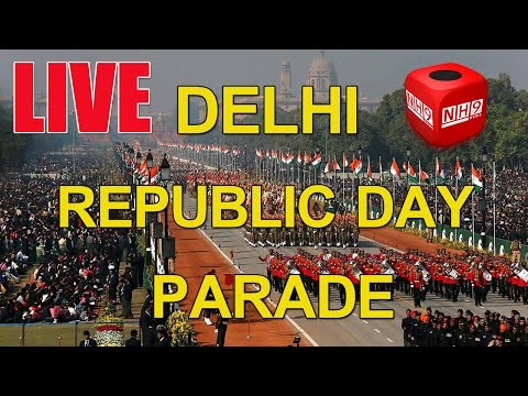 Live: Republic Day Parade 2017 | NH9 Live