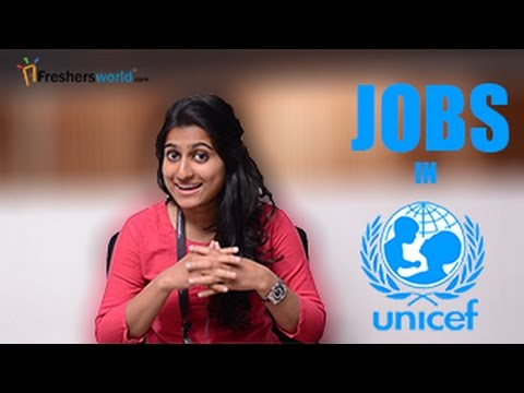 UNICEF- United Nations Children Fund Recruitment Notification 2016–Jobs, Exam dates & results