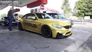570hp BMW M4 by Versus Performance