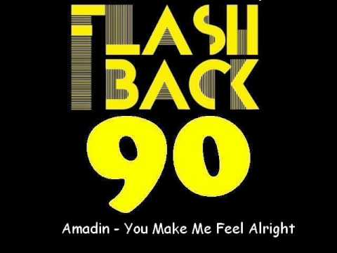 Amadin - You Make Me Feel Alright (Extended Mix)