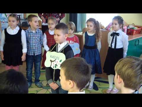 Przedszkole Nr 13 W Koszalinie | Dinusie Na Dzień Babci I Dziadka | 20.01.2014