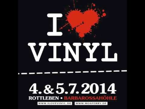 From Karaoke To Stardom LIVE @ I Love Vinyl Open Air 2014