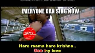 HARE RAMA HARE KRISHNA (PODA PODI) VIDEO KARAOKE SONGS PROMO