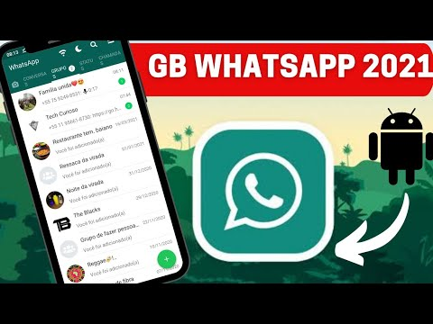 Whatsapp Gb Atualizado 2021 Com Novas Funcoes Youtube