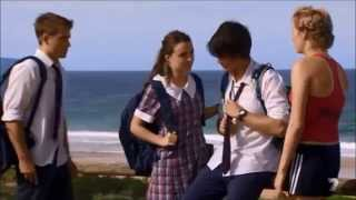 Oscar, Maddy, Josh, Evelyn scene 2 ep 6048