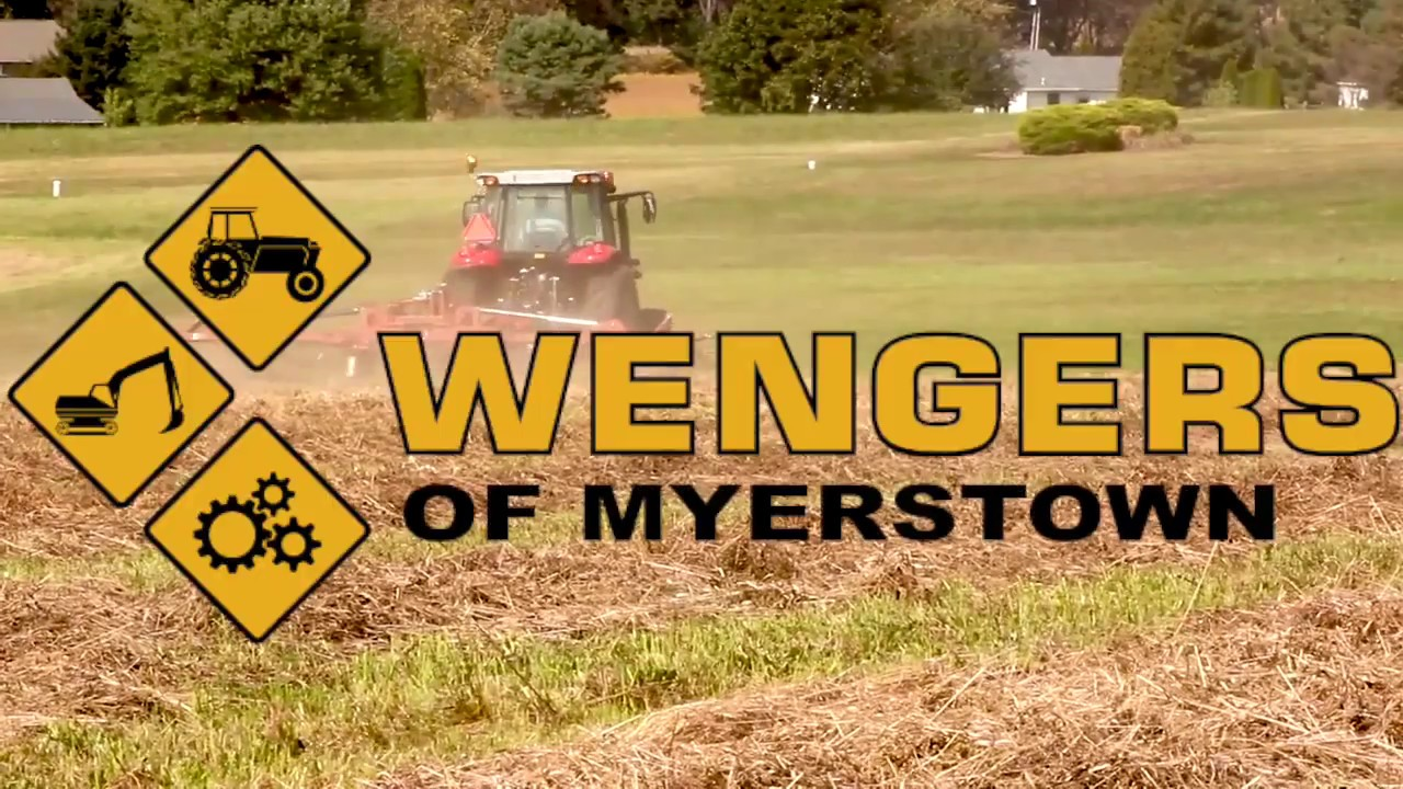 Wengers Of Myerstown >> Pequea Tedders Wengers Of Myerstown