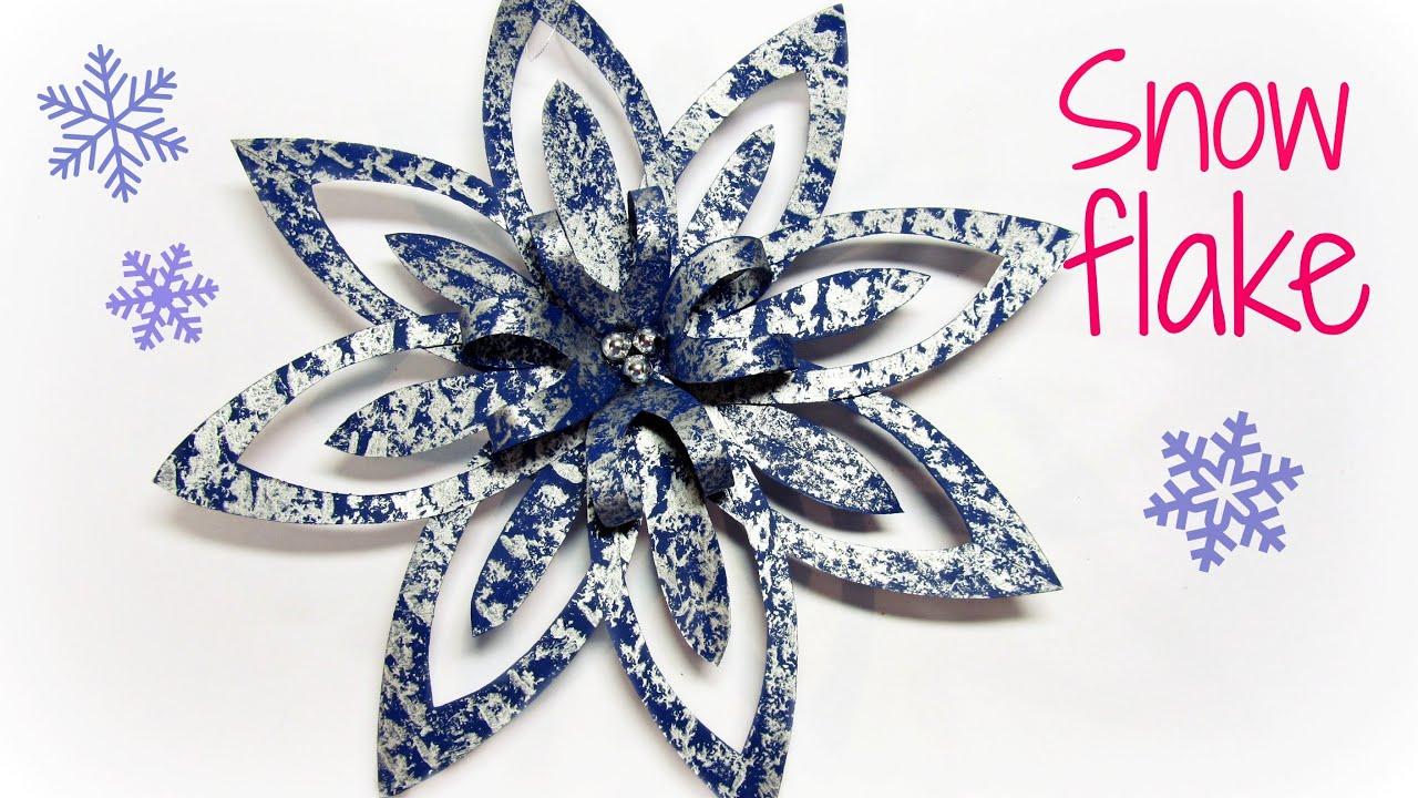 C mo hacer adornos de navidad de papel christmas ornament - Como hacer cosas de navidad ...