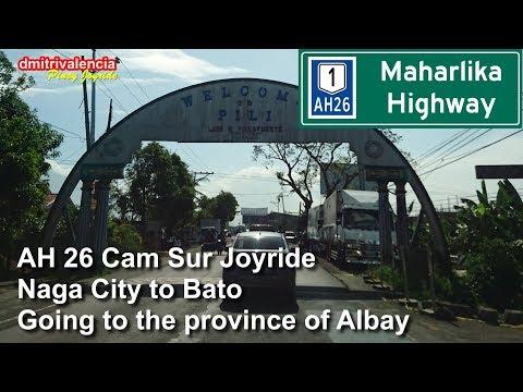 Pinoy Joyride - AH26 City of Naga to Bato Camarines Sur Joyride