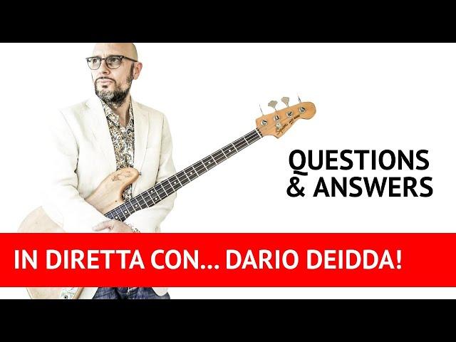 Live Streaming con... Dario Deidda (BYL TV #11)