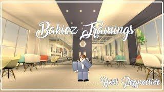 Bakiez Trainings | Host Perspective (GM) - Bakiez ROBLOX