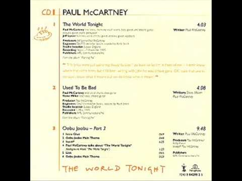 Paul McCartney - Flaming Pie: The World Tonight