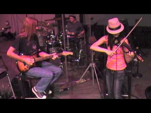 Frisco Violin Girl: Led Zeppelin's