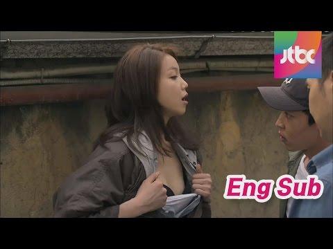 """[Eng Sub] """"브래지어 속도 보여드려요?"""" 위협받는 김옥빈! 유나의 거리 3회"""