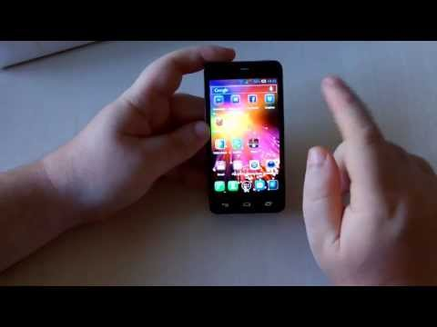 Recensione Alcatel OneTouch Star dual sim Android 4.1.1