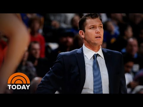 Sacramento Kings Coach Luke Walton Accused Of Sexual Assault | TODAY