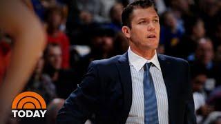 Sacramento Kings Coach Luke Walton Accused Of Sexual Assault | TODAY