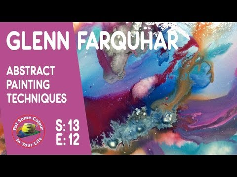 Fine Art Tips with Glenn Farquhar on Colour In Your Life