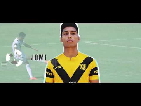 José Miguel Manzaneda ● Skills & Goals ● 2016