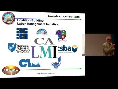 Glen Price - Towards a Learning State: The California Way