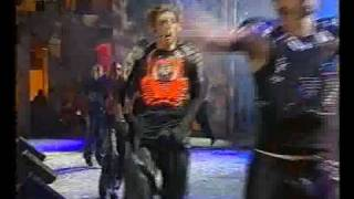 BSB - Larger than life - Wetten, dass - 1999