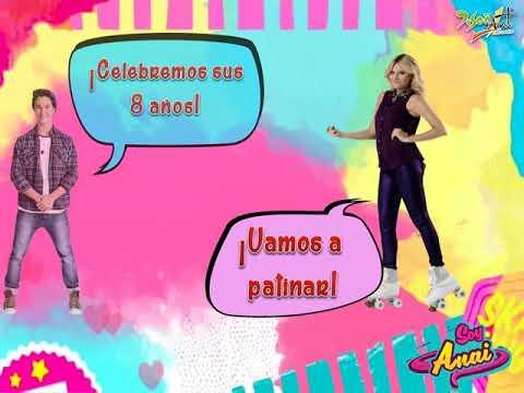 Invitacion Soy Luna En Video Para Redes Sociales