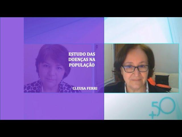 Alzheimer: Epidemiologia com Dra Cleusa Ferri