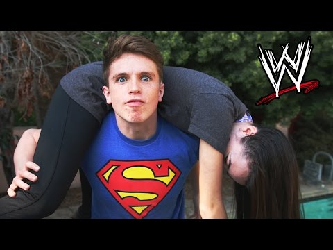 Brutal WWE Moves On Girls