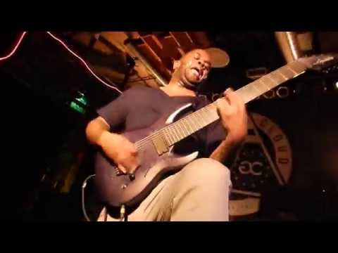Glass Cloud Trapped Like Rats (Up Close!!!) Live @ Reggies, Chicago, IL July 25, 2014