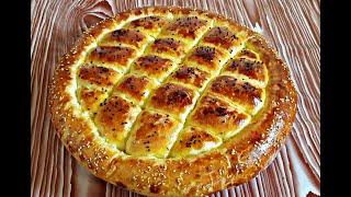 طريقة تحضير احسن خبزة تركية كتجي بنينة بزاف ...