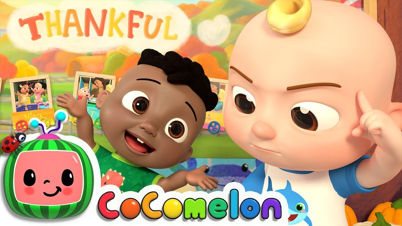 Thank You Song (School Version) | CoComelon Nursery Rhymes & Kids Songs
