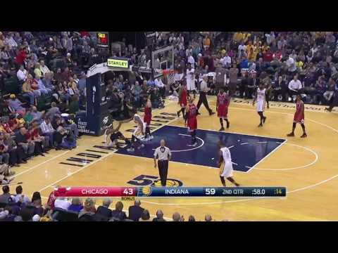 Chicago Bulls vs Indiana Pacers   November 5, 2016   NBA 2016-17 Season