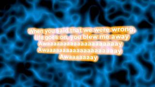Embrace - Ashes - Lyrics (3D)