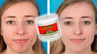 testing weird beauty products