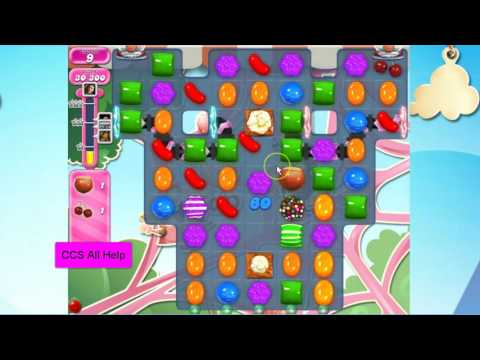 Candy Crush Saga Level 2398 NO BOOSTERS Cookie