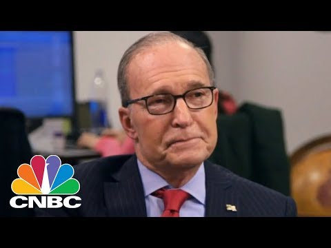 Larry Kudlow 'Honored' To Accept Position For NEC | CNBC