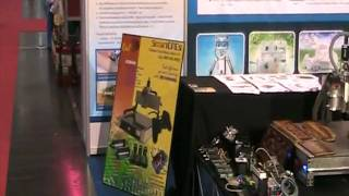 Exhibition of SmartCNCs in Thailand Industrial Fair 2010 #5