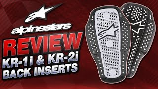 Alpinestars Nucleon KR1 Back Protector