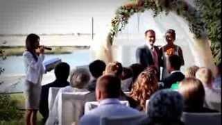 Ведущая свадеб и выездных регистраций в Новосибирске